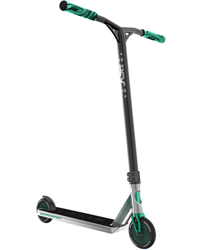 Components & Replacement Parts|Scooters Lucky Prospect Stunt Scooter Polished 2021