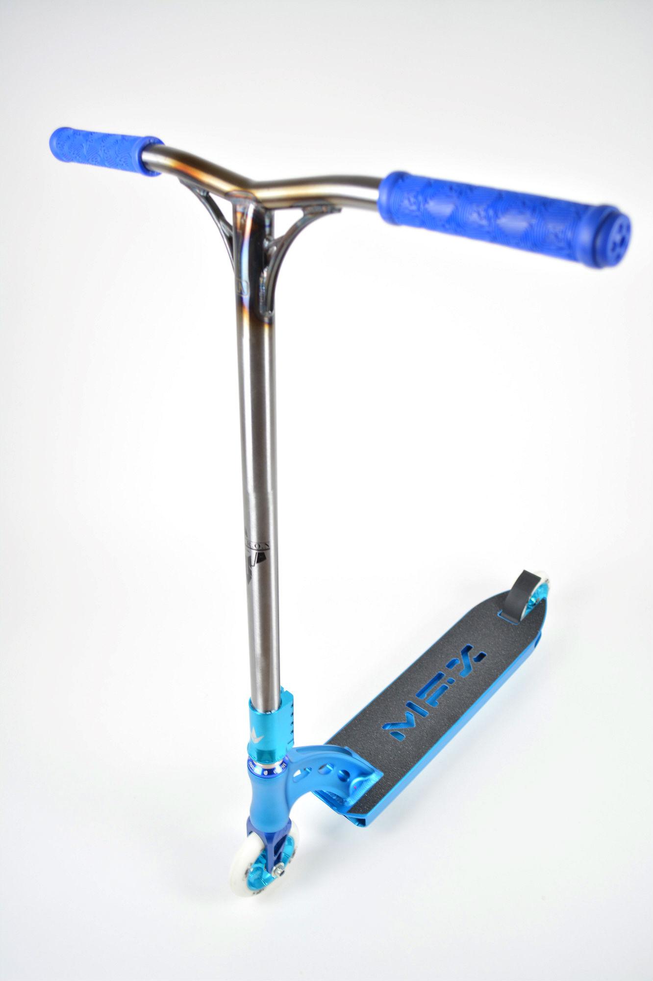 MGP Patron Custom Stunt Scooter Blue