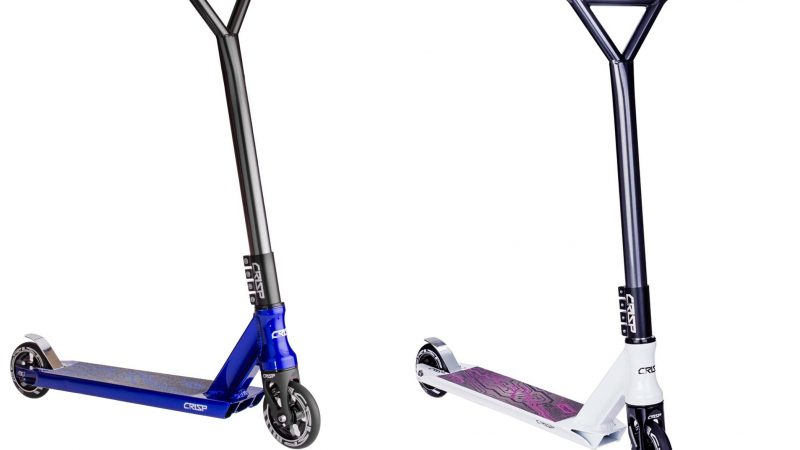 CUSTOM SCOOTERS – Ripped Knees